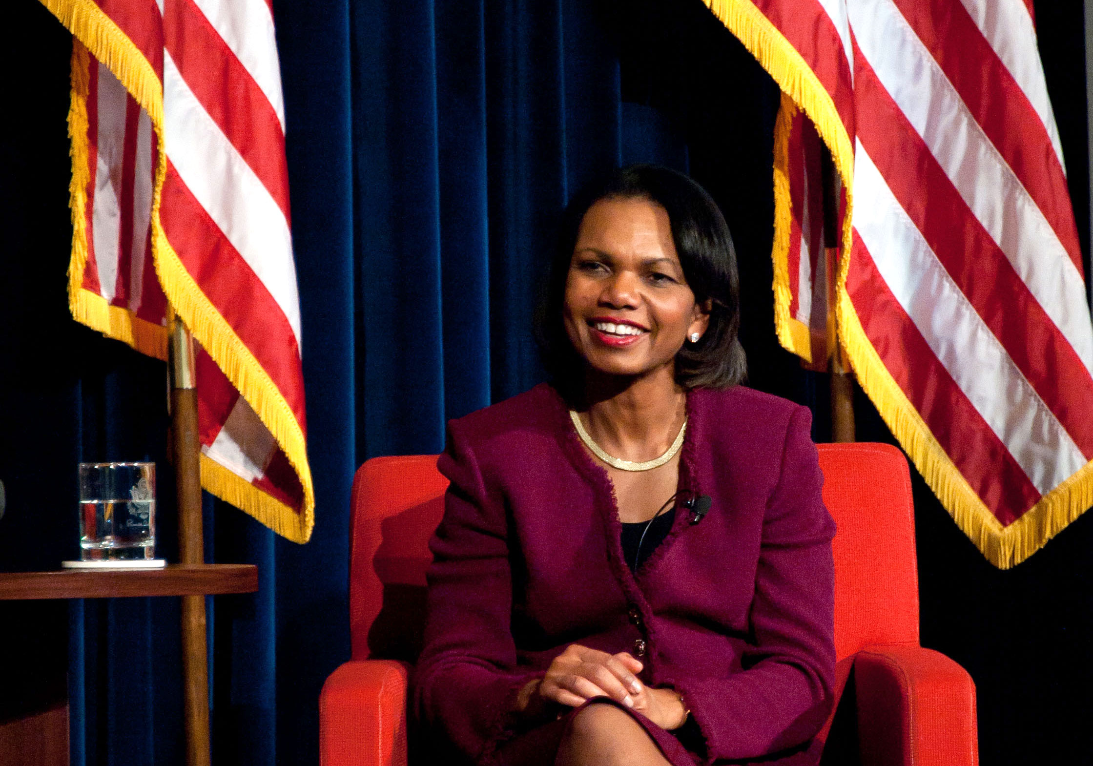 Event - A Reagan Forum and Book Signing with Condoleezza Rice