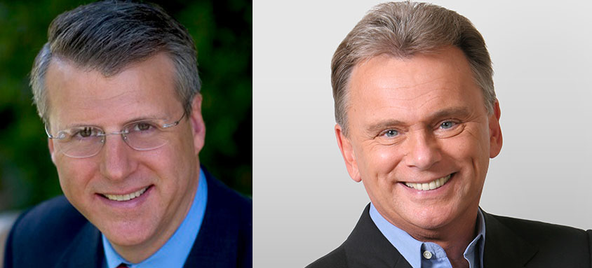 Event - A Reagan Forum with Peter Robinson and Pat Sajak