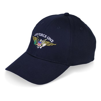 Air Force One Cap - Wings Logo