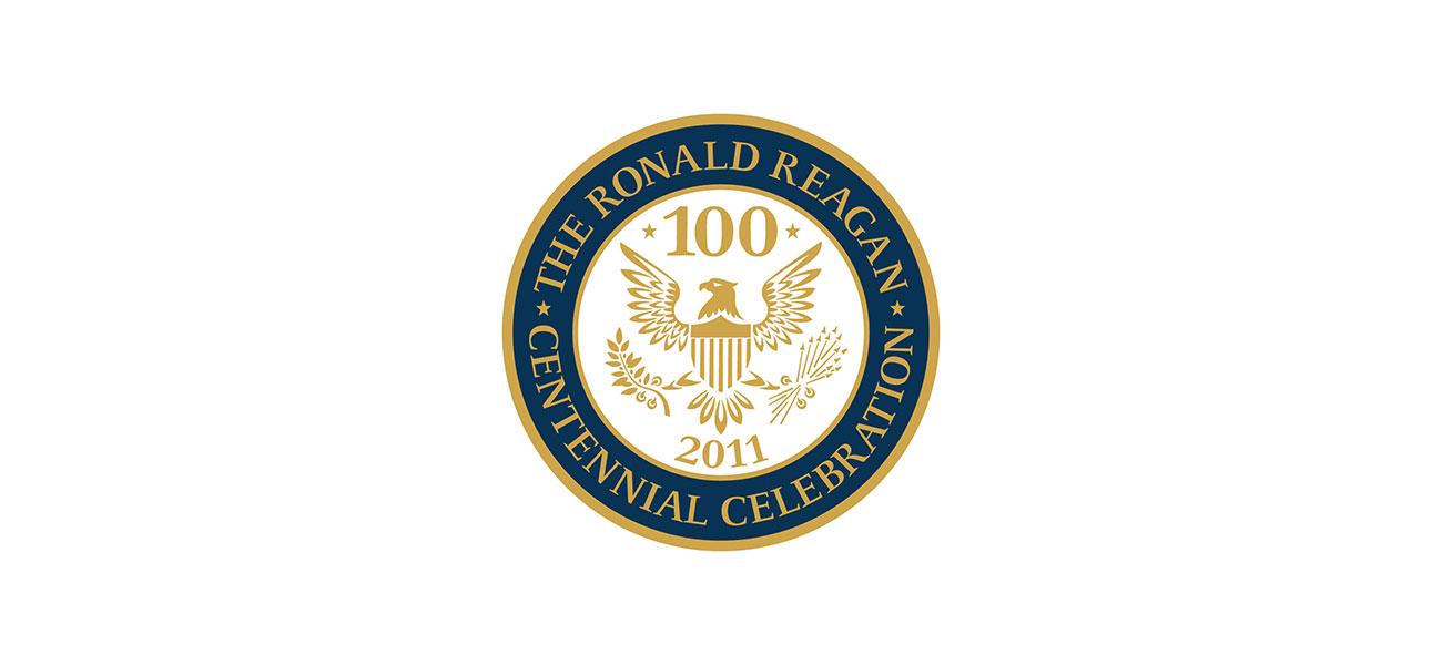 Ronald Reagan Centennial US Postage Stamp Unveiling