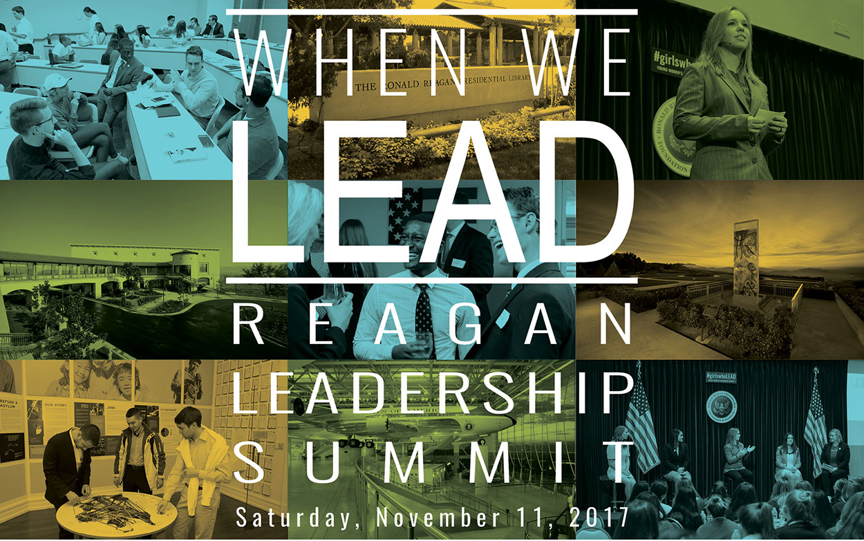 Event - Reagan Leadership Summit 2017