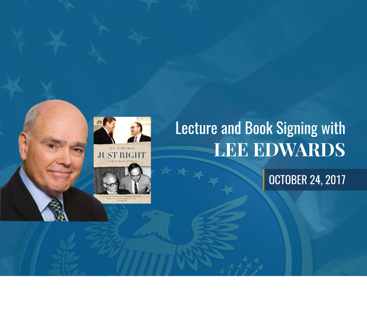 carousel Image - LECTURE AND BOOK SIGNING WITH LEE EDWARDS