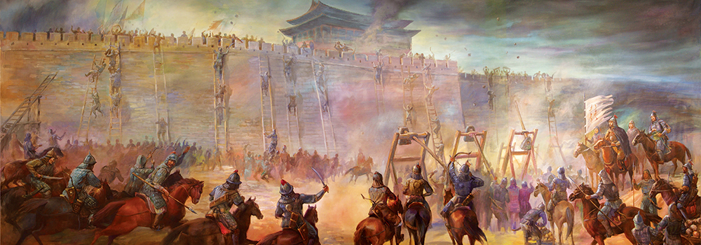 Image result for genghis khan