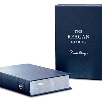 the regan diaries essay Tuesday, june 11, 1985 view the president's schedule had a group of dem &  repub congressmen in the roosevelt room for a session on.
