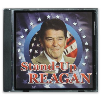 Stand-up Reagan CD