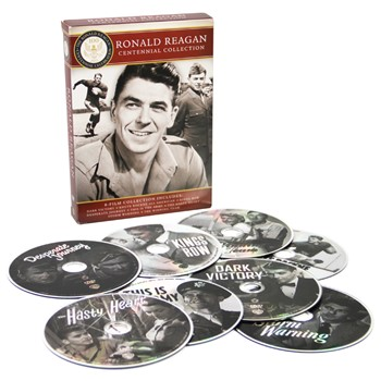 Ronald Reagan Centennial Collection DVD Set