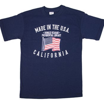 Made in the USA Adult Tee Shirt