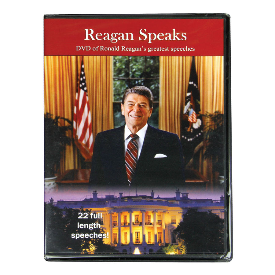 Reagan Speaks DVD Set