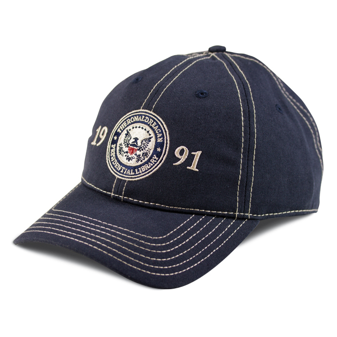 1991 Reagan Seal Cap