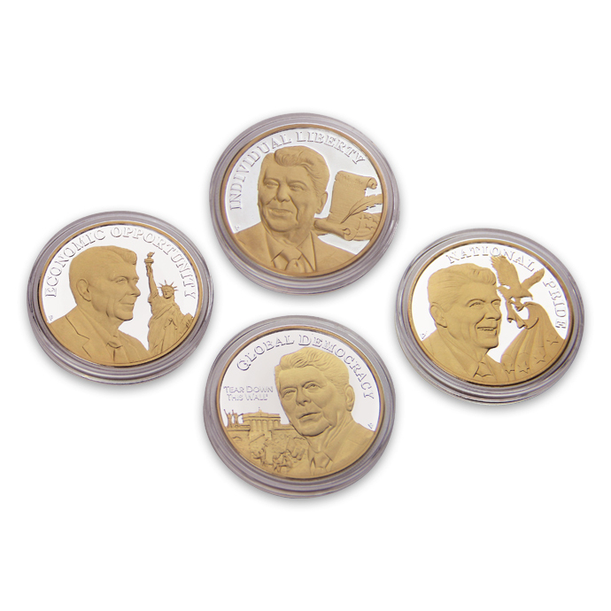 Limited Edition Four Medallion Set