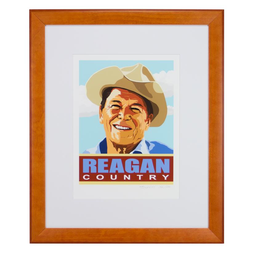Reagan Country Print e7946b13e825