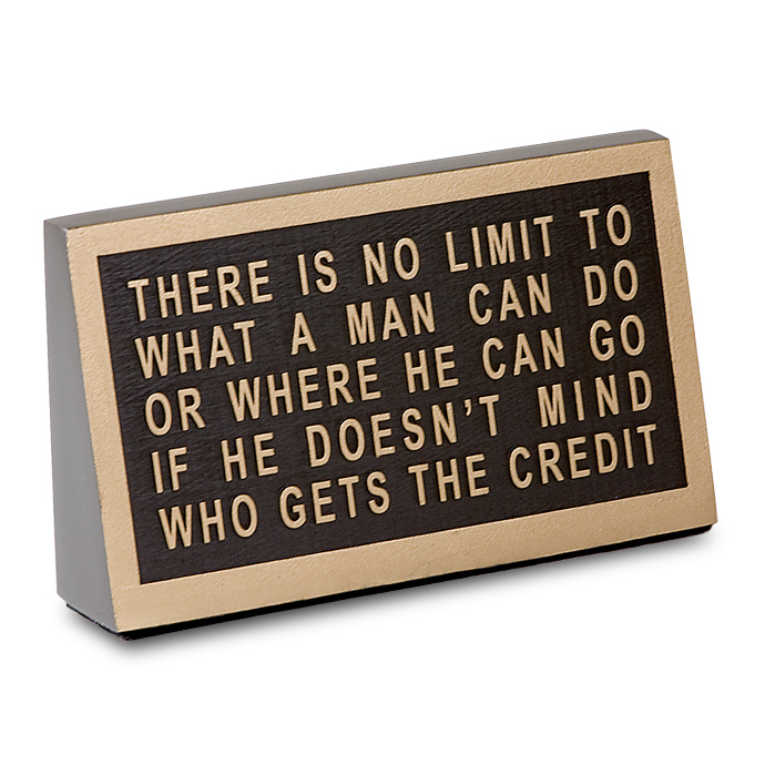 Quote Plaques: The Ronald Reagan Presidential Foundation