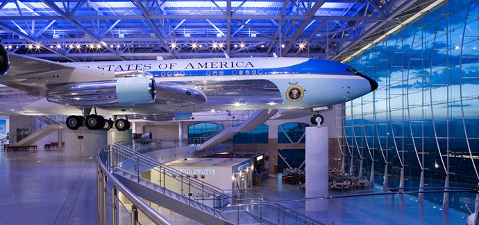 Air Force One | The Ronald Reagan Presidential Foundation & Institute