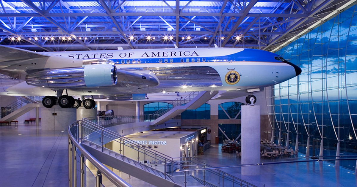 Air Force One The Ronald Reagan Presidential Foundation Institute