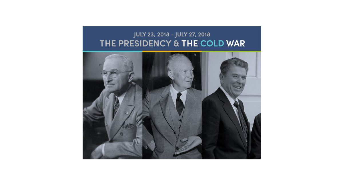 Event - The Presidency and the Cold War - The Iron Curtain to the INF Treaty