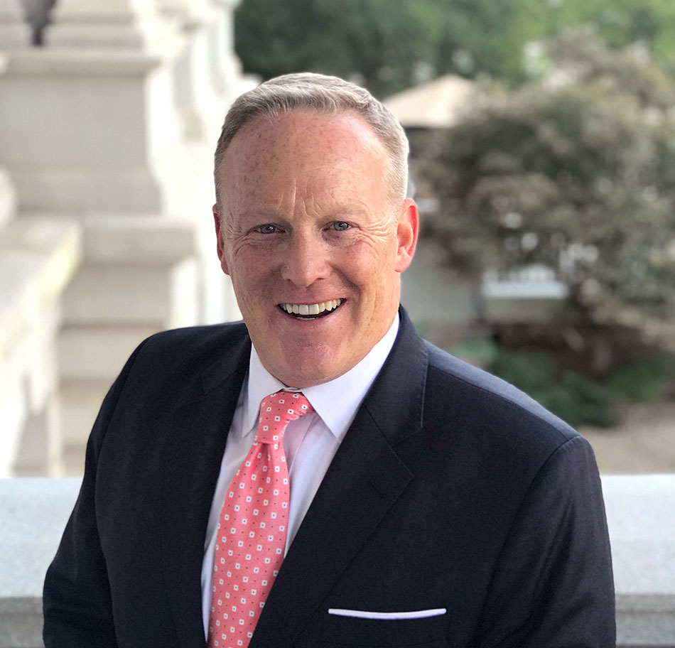 Event - Lecture and Book Signing with Sean Spicer