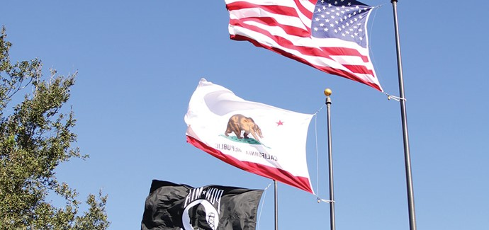 Veterans Day Commemoration The Ronald Reagan Presidential
