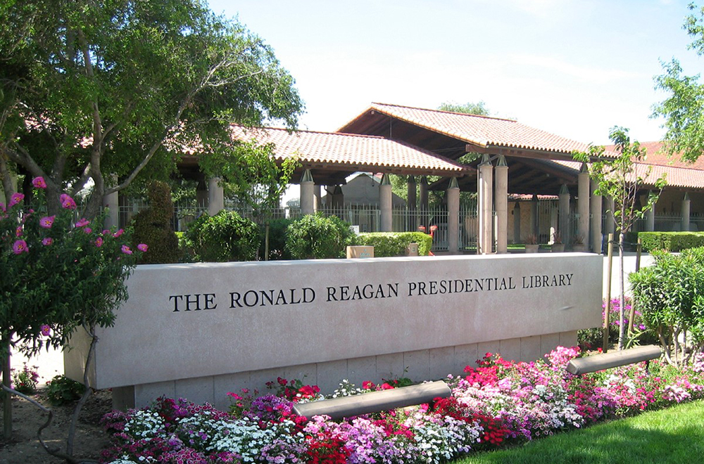Ronald Reagan Presidential Foundation & Library