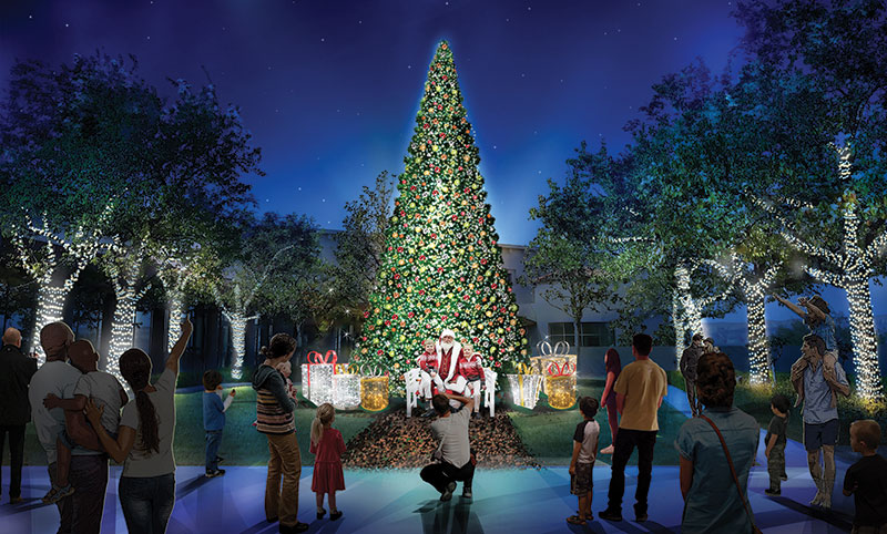 Event - Holiday Lights Experience Dinner and Tour 12-16