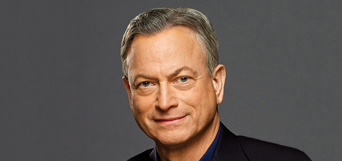 Event - Conversation and Book Signing with Gary Sinise