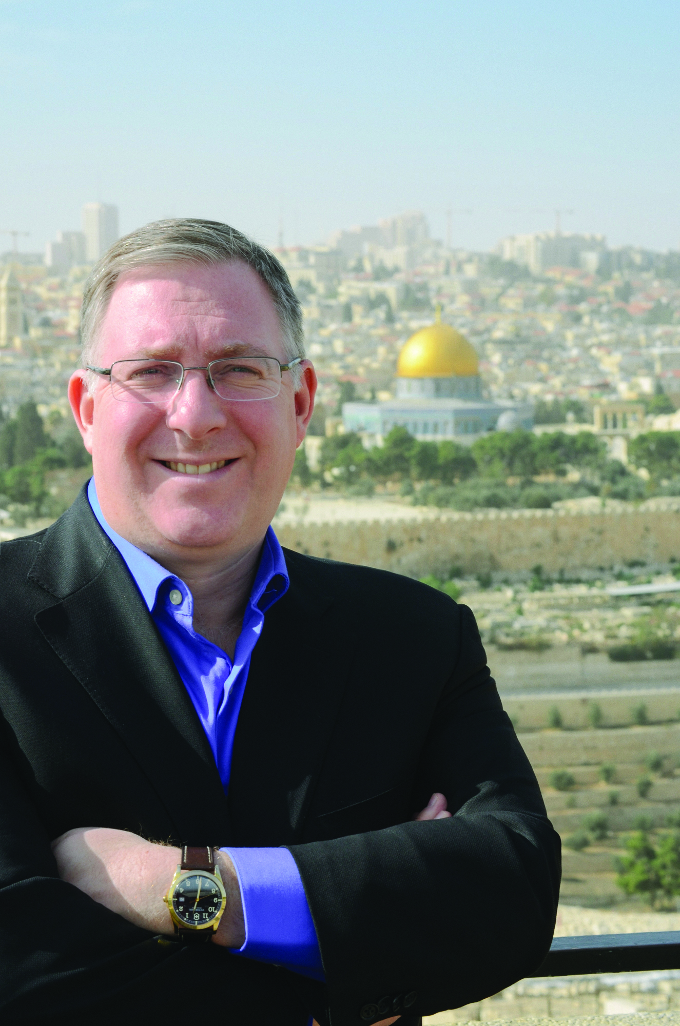 Event - Lecture and Book Signing with Joel Rosenberg