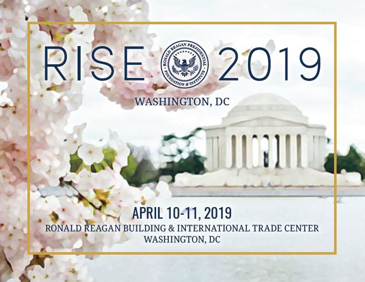Event - Reagan Institute Summit on Education (RISE 2019)