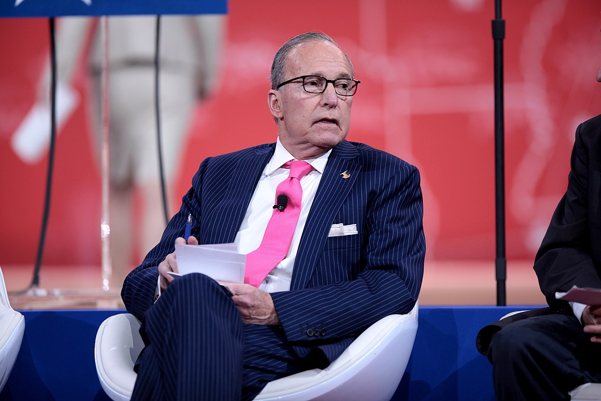 Event - Conversations with Great Communicators: Larry Kudlow, Director of the National Economic Council