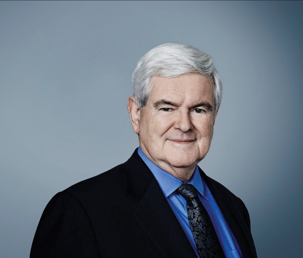 Event - Lecture and Book signing with Newt Gingrich 2019