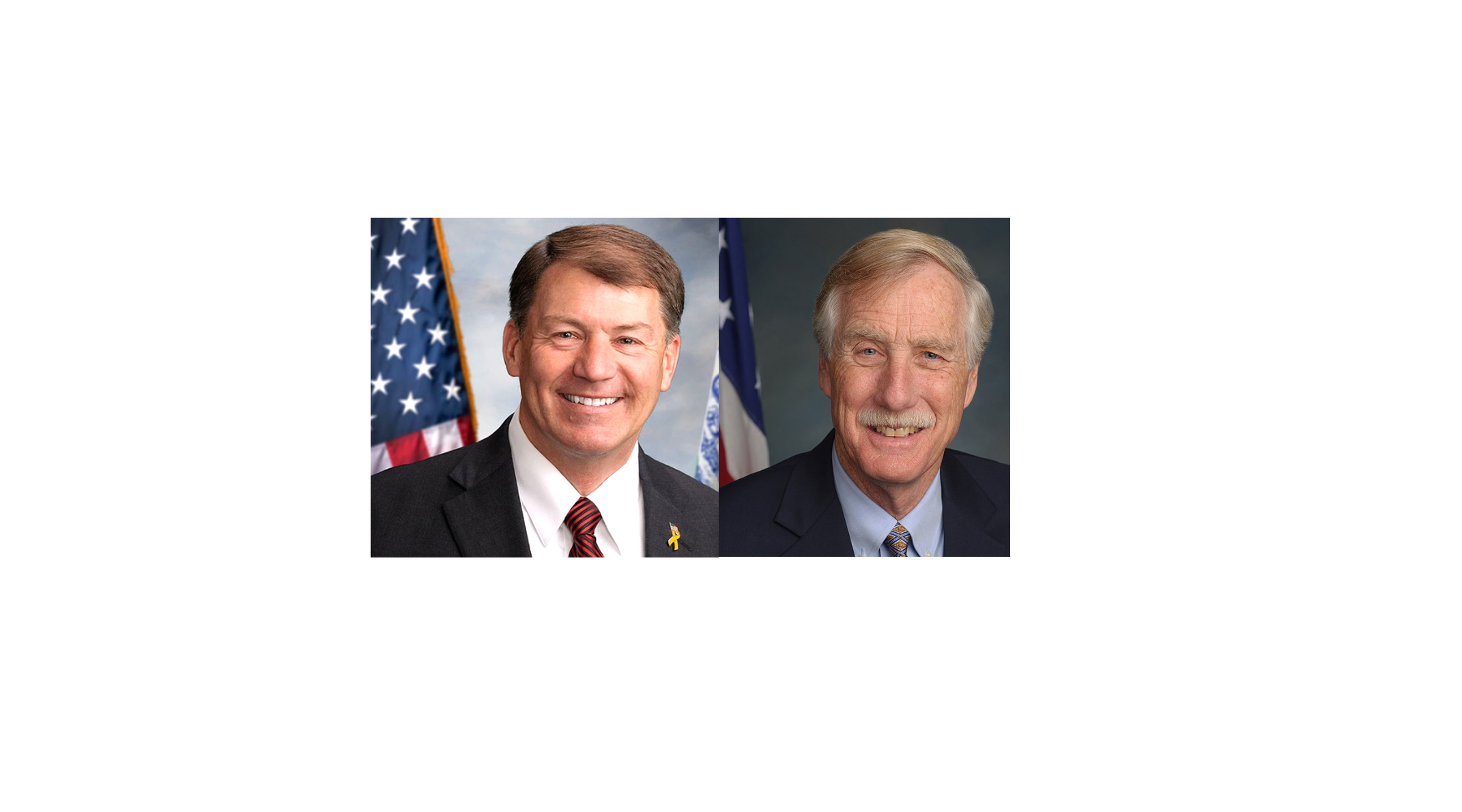 Event - Across the Aisle Series: Sen Angus King and Sen Mike Rounds
