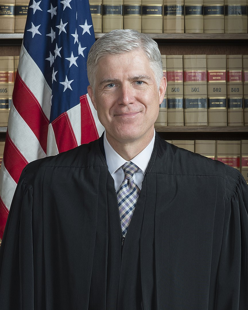 Event - A Conversation and Book Event with Supreme Court Associate Justice Neil Gorsuch