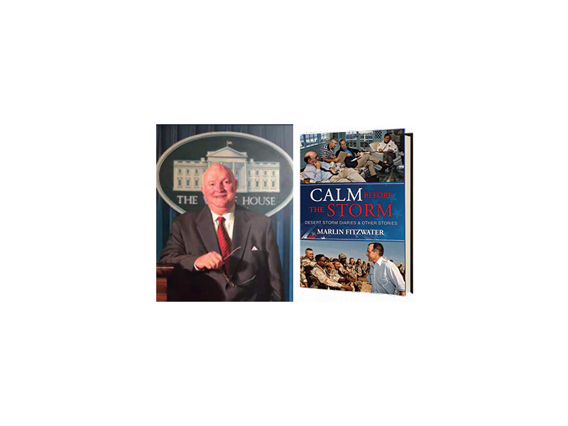 Event - Calm Before the Storm – Marlin Fitzwater