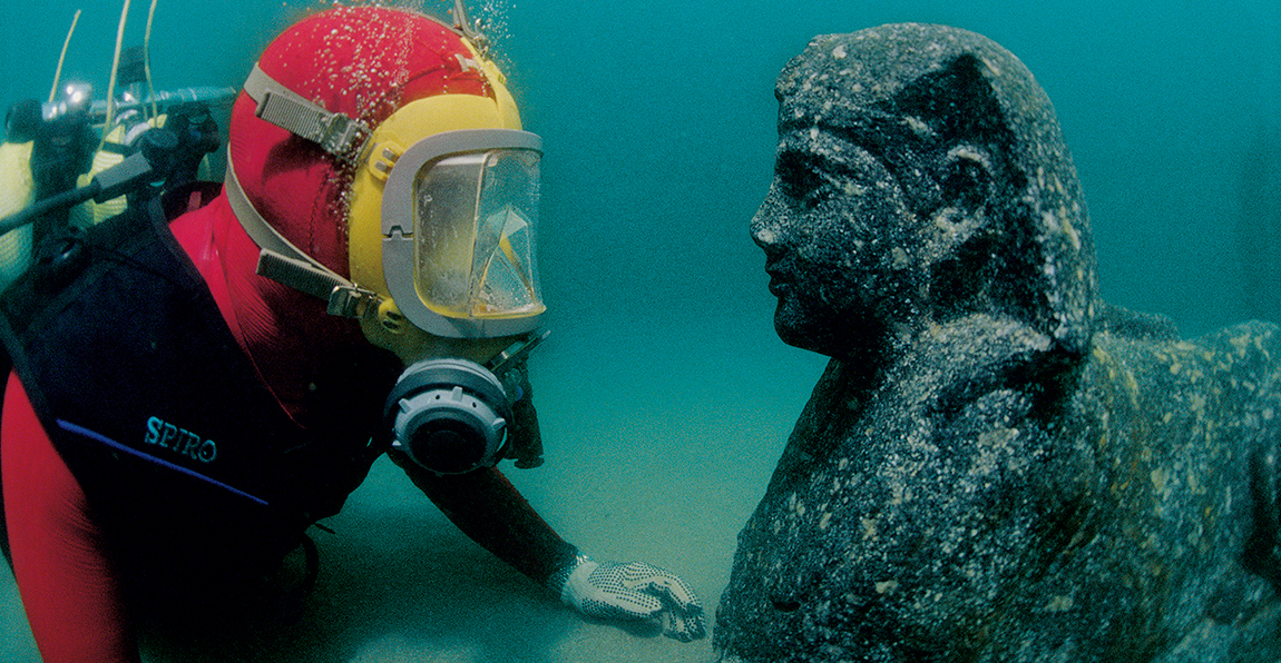 Event - Egypt's Lost Cities Lunch and Tour Oct