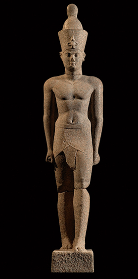 Statue of a Ptolemaic King