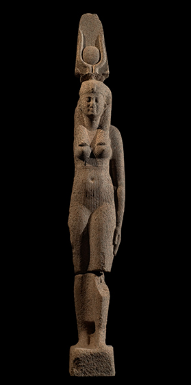 Statue of a Ptolemaic Queen