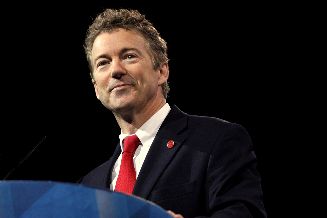 Event - Lecture and Book Signing with Senator Rand Paul