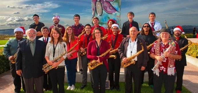 Event - A Saxophone Christmas 2019