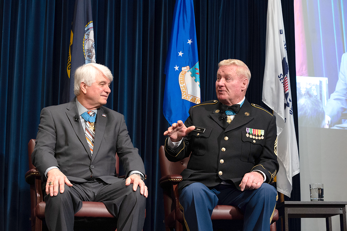 Event - Medal of Honor Forum 2020