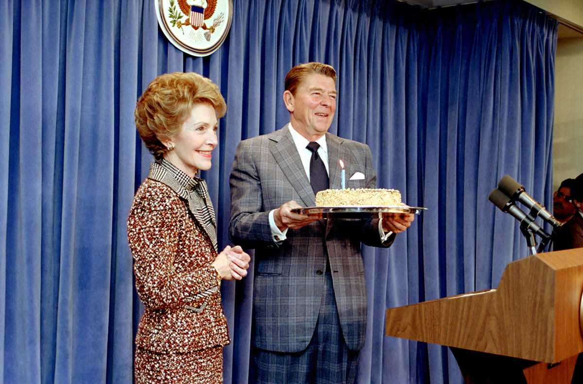Event - President Reagan's Birthday Lunch and Tour - 2020