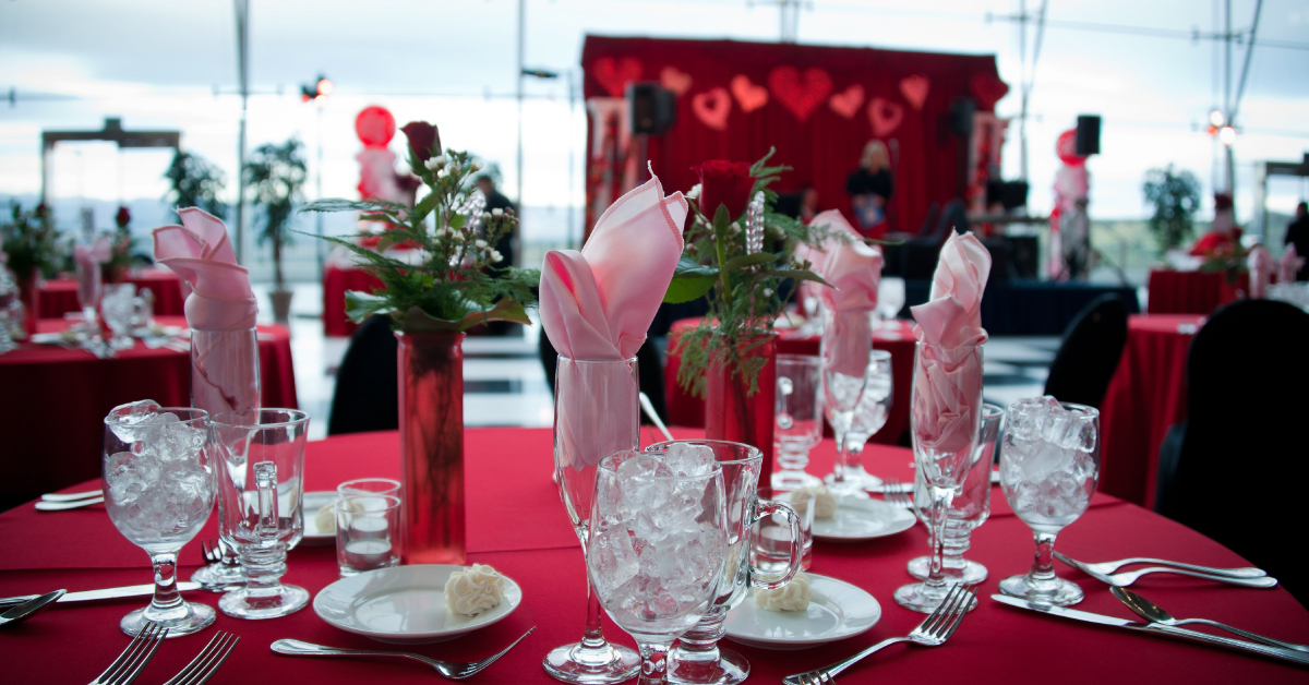Event - Valentine's Day Sweetheart's Dinner and Dance 2020