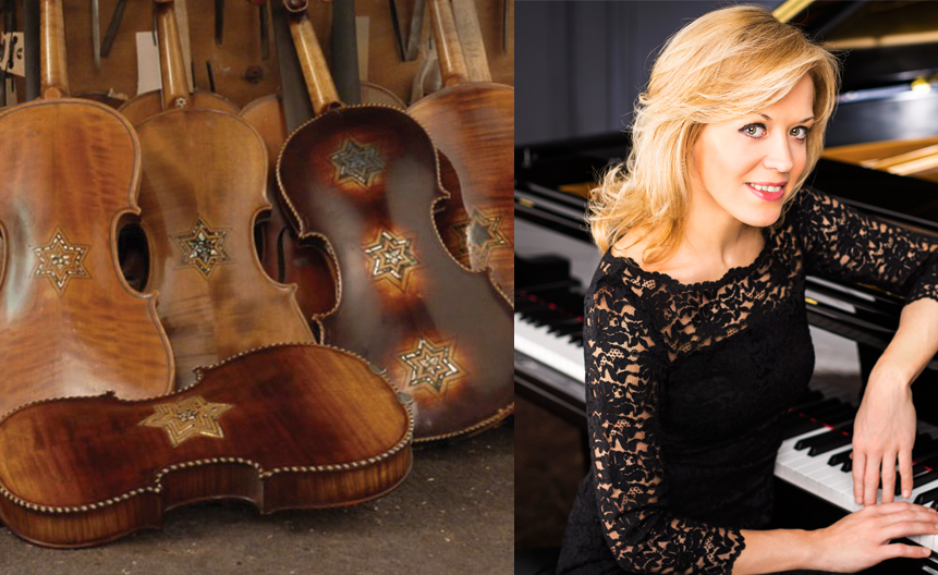 Event - New West Symphony Violins of Hope