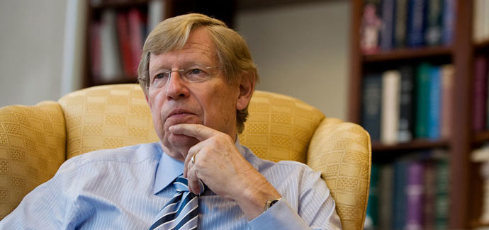 Event - Virtual Conversation with Theodore B. Olson