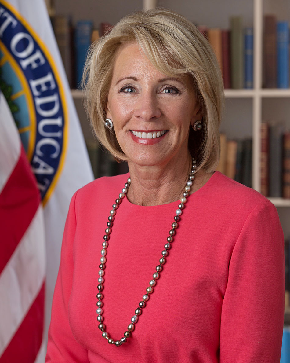 Event - Virtual Conversation with Secretary Betsy DeVos