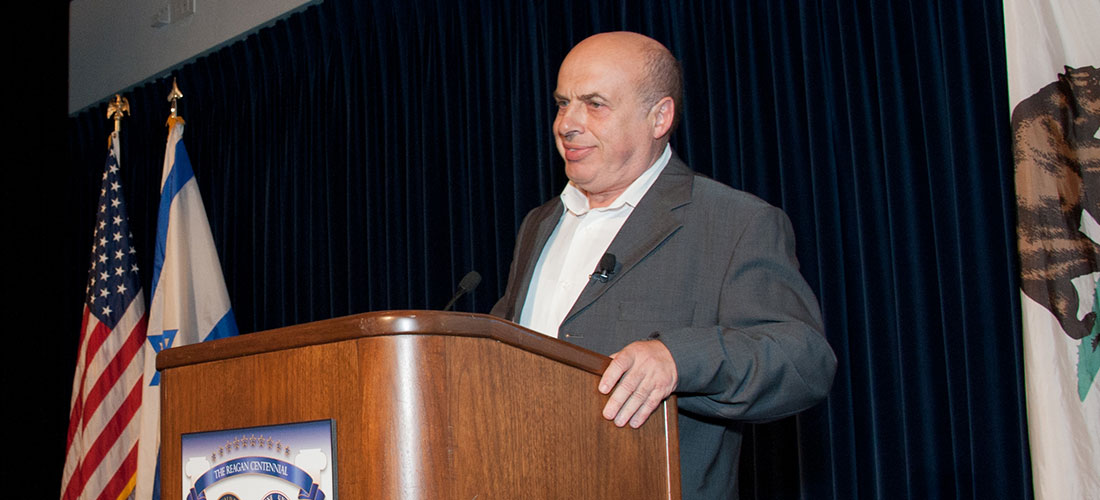 Event - A Virtual Conversation with Natan Sharansky