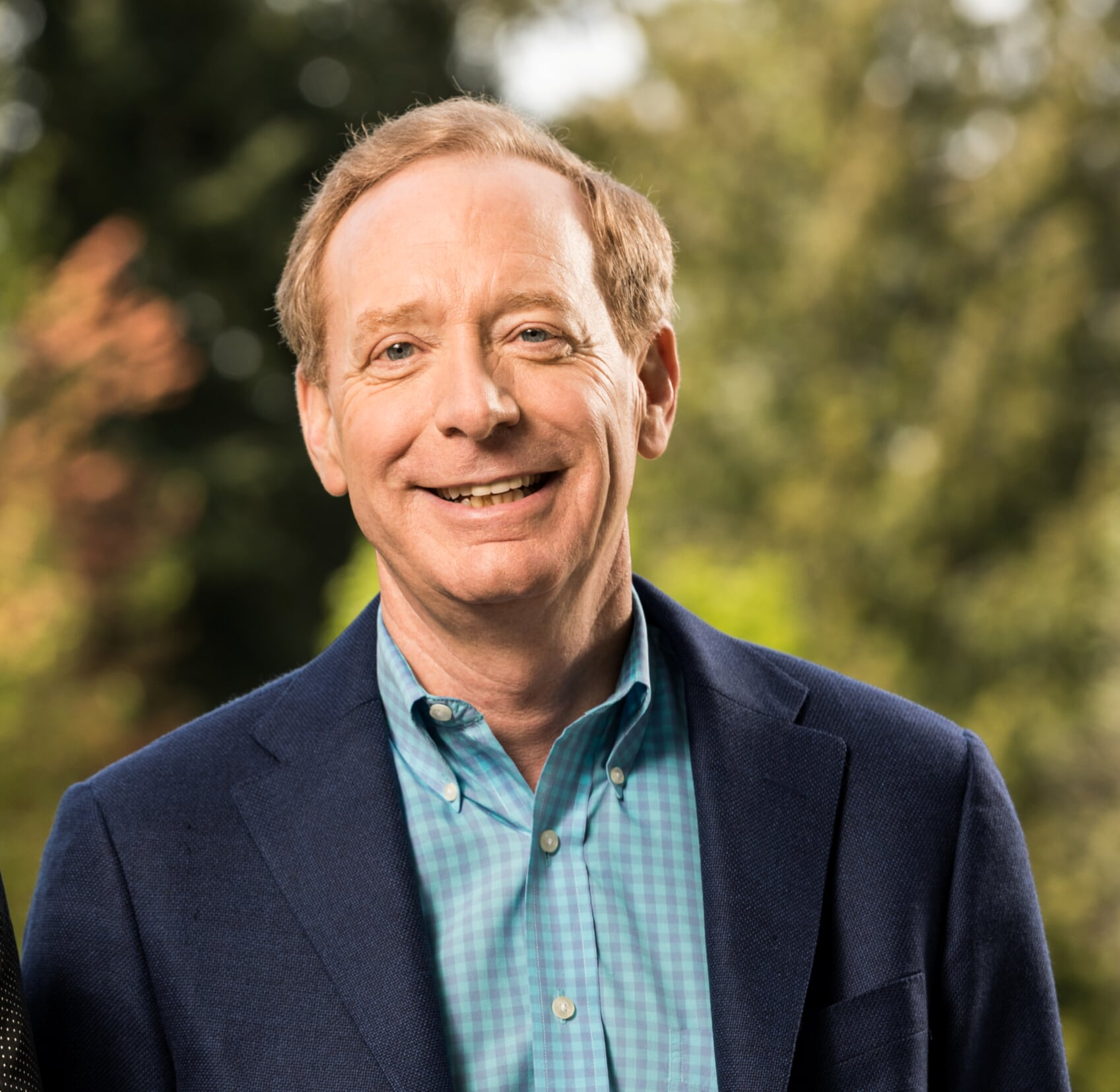 Event - A Conversation with Microsoft President Brad Smith