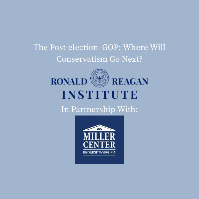 Event - The post-election GOP: Where will conservatism go next?