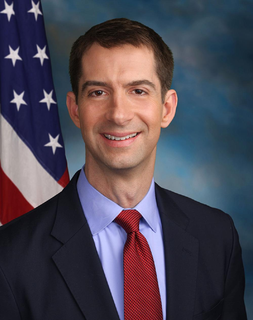Event - Online at the Reagan Institute with Senator Tom Cotton