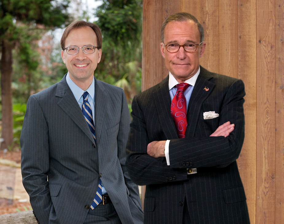 Event - Lecture and Book Signing with Lawrence Kudlow and Brian Domitrovic