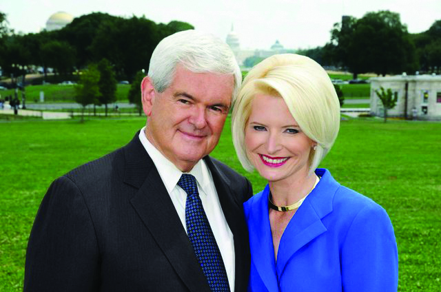 Event - Lecture and Book Signing with Newt and Callista Gingrich