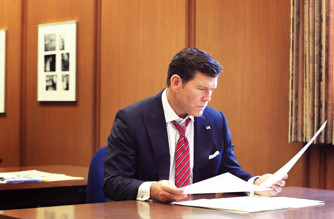 Event - A Lecture and Book Signing with Bret Baier