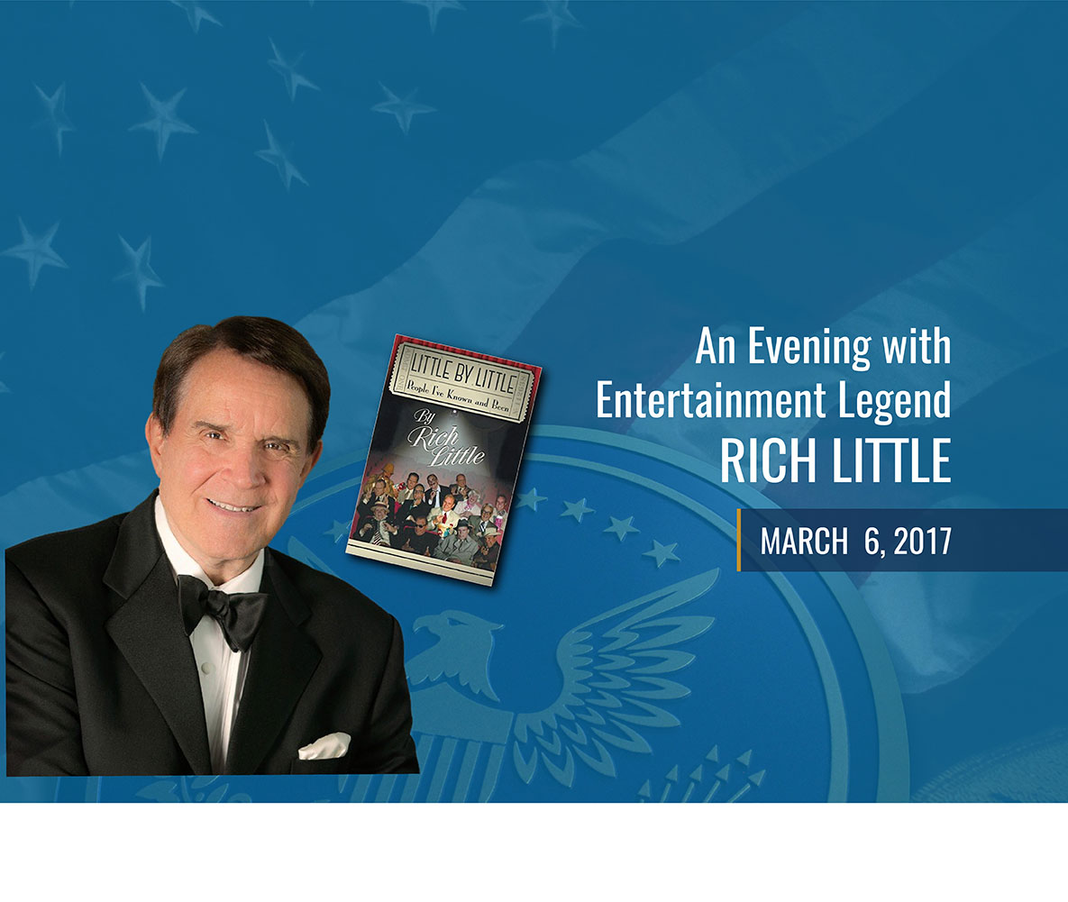 carousel Image - An Evening with Rich Little